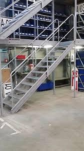 Die einfachste form führt dabei ganz einfach gerade zum gewünschten ziel hin. Industrie Treppe Stahltreppe Aussentreppe Metalltreppe 11 Stufen Eur 998 00 Picclick De