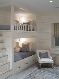 bedroom ideas kids fun coastal childrens for children see more bunk room sophie metz design