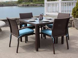 commercial dining room chairs. Interesting Dining 5Piece Outdoor Commercial Restaurant Dining Furniture Seating Set With Room Chairs I