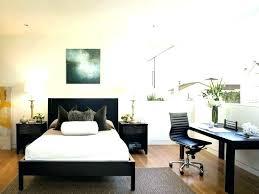 office in bedroom ideas. Wonderful Office Bedroom Office Desk Small Ideas  Design  In O