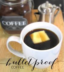 Quite simply, it's coffee mixed with butter and oil to help you feel satiated, alert, and focused to start your day. 365 Designs Bulletproof Coffee With Natural Healthy Fats Organic Ingredients And No Sugar