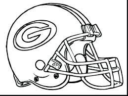 Nfl Printable Logos Football Coloring Pages Helmets Also Printable