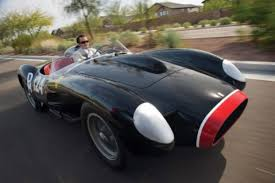 This isn't one of them, but a faithful replica of the original. 1957 Ferrari 250 Testa Rossa Fetches World Record 12 1 Million At Auction