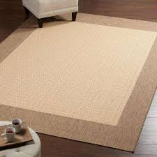 checd field natural 8 ft x 11 ft area rug