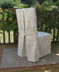 parsons chair slipcover by nikkidesigns via flickr
