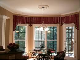 Kitchen Bay Window Treatment Elegant Window Treatments For Bay Windows In Kitchen 52 In Small