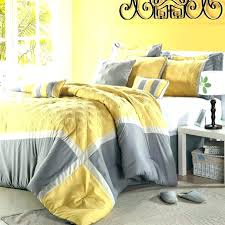 yellow king quilt