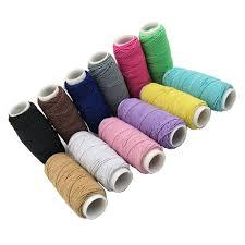 Sewing Line Rope 30m Long/ <b>1 Roll Colorful</b> Elastic Bands Elastic ...