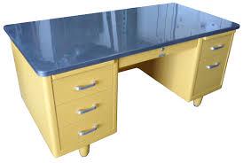 steelcase vintage 60 vintage tanker desk