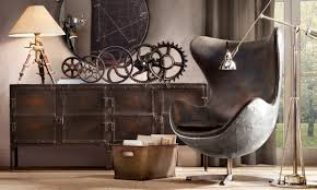 Industrial Decorating Ideas | The industrial style has become a major  influence in today's .