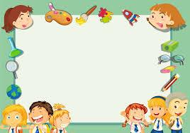 Играем до школы Шаблон для оформления школьных дипломов и объявлений Шаблон для оформления школьных дипломов и объявлений