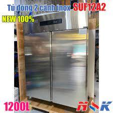 Tủ đông công nghiệp 2 cánh SUF12A2 1200 lít | Điện Lạnh Nguyễn Khánh