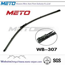 Wiper Size Chart Meto Exclusive Type Car Windshield Washer Window Wiper