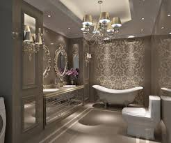 Luxurious Bathrooms Custom Design
