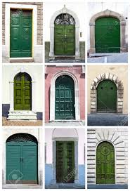 Image Victorian Green Front Doors 123rfcom Green Front Doors Stock Photo Picture And Royalty Free Image Image
