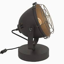 Kwantum Industriele Lamp Rustige Vloerlamp Andrew Antraciet