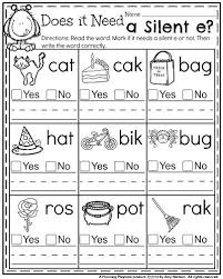 So far you can see we have a variety of sets of worksheets that deal with beginning sounds and rhyming and we are working on more. October First Grade Worksheets Planning Playtime First Grade Phonics First Grade Worksheets Phonics