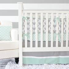 fullsize of clever crib bedding c chevron pink grey nursery aqua crib bedding c chevron pink
