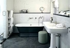 blue and white victorian bathroom tiles 8 ways to create a stunning with home improvement monochrome