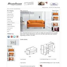 DOC a sofa bed that converts in to a bunk bed in two