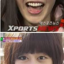 iu jiyeon yoo in na kahi and noh sa yeon s half makeup faces