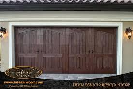 faux wood garage doors inc elegant diy