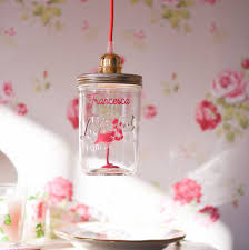 Personalised Neon Flamingo In A Jar Lamp By Thelittleboysroom