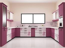 Looking for an exclusive and original kitchen?! Give your kitchen an  elegant and contemporary design using white and purple. Optimize your  kitchen