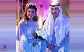 حقيقة زواج إلهام الفضالة من شهاب جوهر تفاصيل طلاقها وقصة زواجها بصور الزفاف  - البريمو نيوز