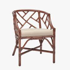 Bamboo Chippendale Chairs Rattan Chair Awesome 30 Top Furniture Design
