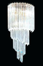 milk glass chandelier vintage