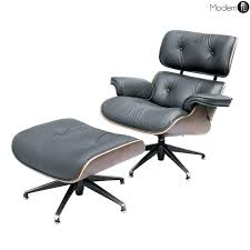 reclining leather chair with footstool unique ergonomic leather recliner chair ottoman reclining