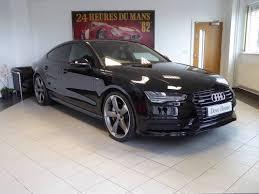 audi a7 black 2015. audi a7 30 bitdi sline black edition auto sold 2015