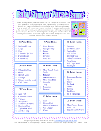 Baby Boy Shower Games  Baby Boy Shower Games For Baby Shower At A Shower Games For Baby