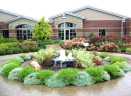 small round flower garden ideas fresh green grass front yard landscaping ideas with of small round