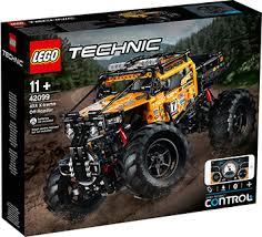 <b>Конструктор Lego Technic Экстремальный</b> внедорожник 42099 ...