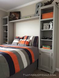 How To Build A Bedroom Storage Tower System Two Make A Home - Storage in bedrooms