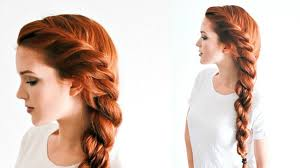 Hair Style Simple simple everyday braid hairstyle simple and beautiful hairstyle 4267 by wearticles.com