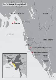169 Maps Charts Graphs And Diagrams Answers The Plight Of Rohingya Refugees From Myanmar Hrw