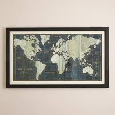 map of decor typography world map of cities large wooden frame am maps logo  on world map wall art with photo frames with typography world map of cities large wooden frame am maps logo map