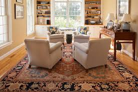if possible start with the oriental rug