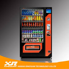 Vending Machine Snacks For Sale New China Hot Sale Combo Vending Machine For Snack And Drinks China