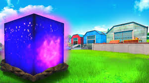 FORTNITE KEVIN THE CUBE IS BACK FOR SEASON 10! - YouTube
