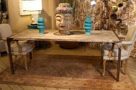 unique salvaged wood dining table for outdoor and indoor dining set fabulous urban distressed salvaged