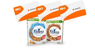 cereali fitness nestle