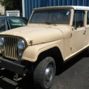 1968 jeepster convertible 1968 jeepster runs needs wiring work