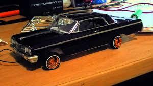 1964 chevrolet impala model lowrider dancer on servos hydraulics ...