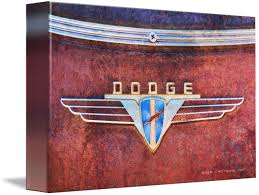 dodge ram logo auto series by R Christopher Vest