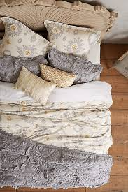 Anthropologie Bedding Sale! Save 25% On Duvet Covers, Quilts ... & Copacati Duvet Cover in Grey. Anthropologie Adamdwight.com