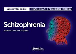 stress and anxiety nursing care management schizophrenia